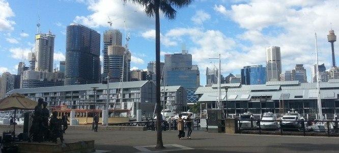 Australian business – 1st impressions