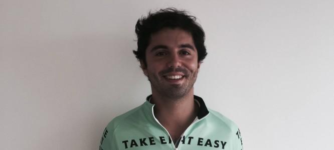 Antony celebrates his new role at Take Eat Easy!