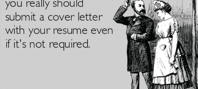 Cover Letters Are Dead: A Myth Disadvantaging Applicants? Certainly!