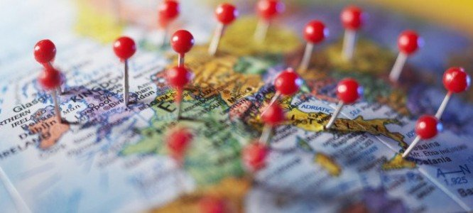 Importance of global mobility – consultants look across 7 different geographies!