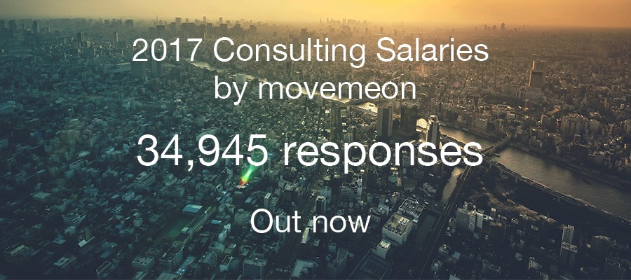 What do consultants and alumni get paid? 34,945 responses later we have the answers