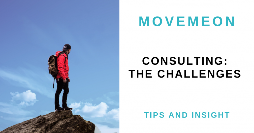 Consulting: the challenges