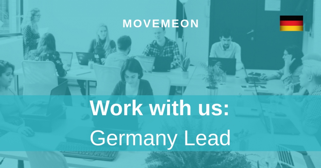 Work with us: Germany Lead