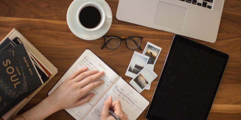 5 parts to a good cover letter