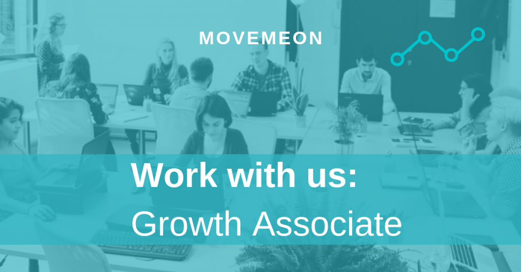 Work with us: Growth Associate