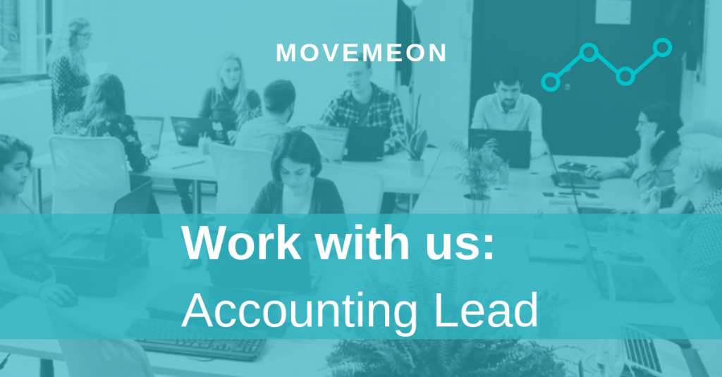 Work with us: Accounting Lead