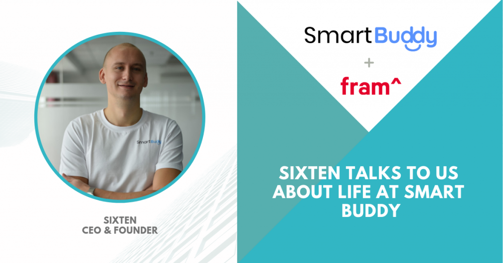 Employer Spotlight – fram & Smart Buddy