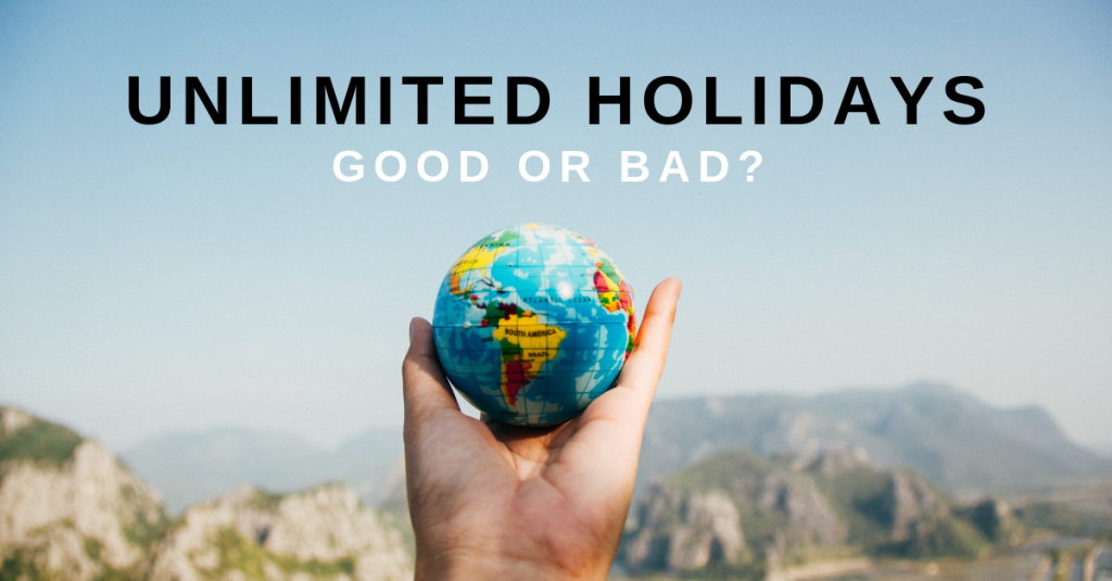 Unlimited holidays – good or bad?