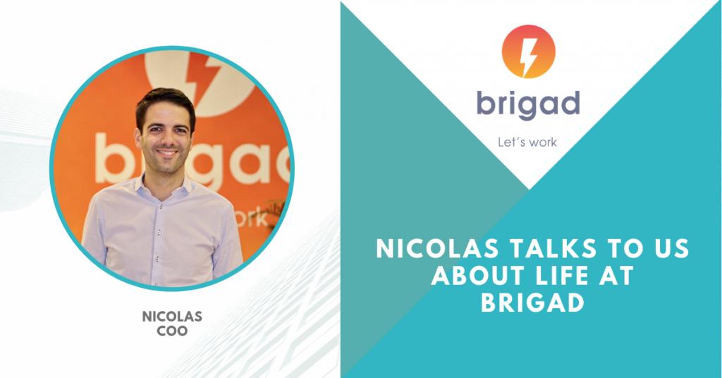 Employer spotlight – Brigad