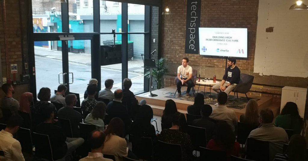 Event Highlights – Movemeon & CharlieHR: Building a High Performance Culture