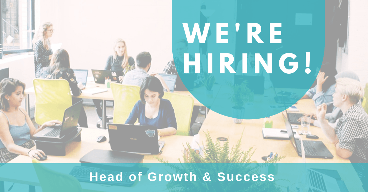 We're hiring – Head of Growth & Success at Movemeon