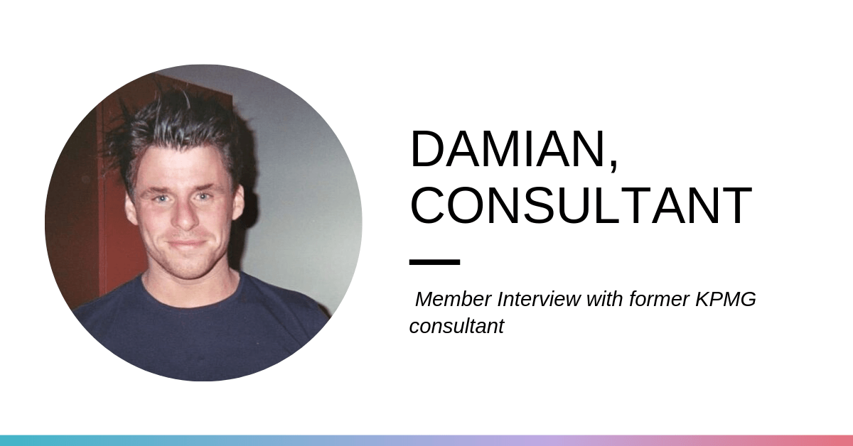 Hired – Damian (ex-KPMG) explains his journey to Fixter