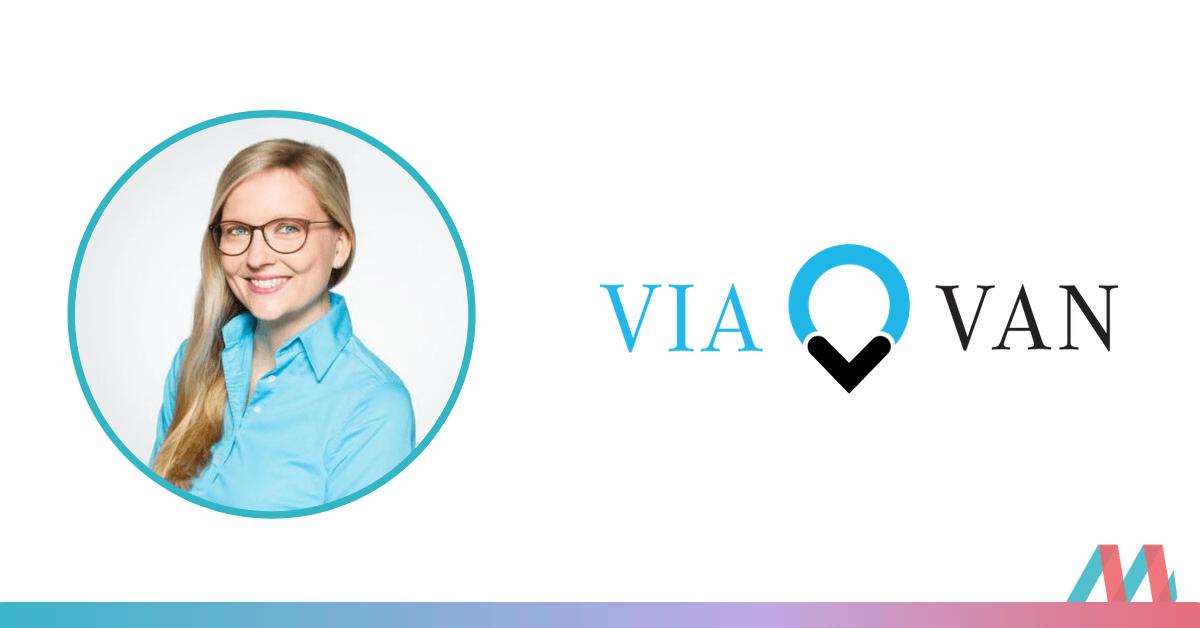 Employer – Victoria Markewitz (Business Development Principal) talks to us about life at ViaVan