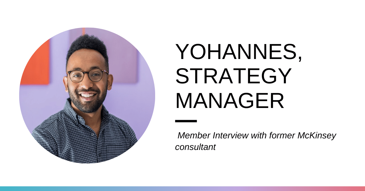 Hired – Yohannes (ex-McKinsey) explains his journey to Verisure