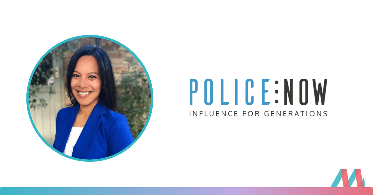 What's it like working at Police Now? – Movemeon speaks to Jodi, Chief Operating Officer