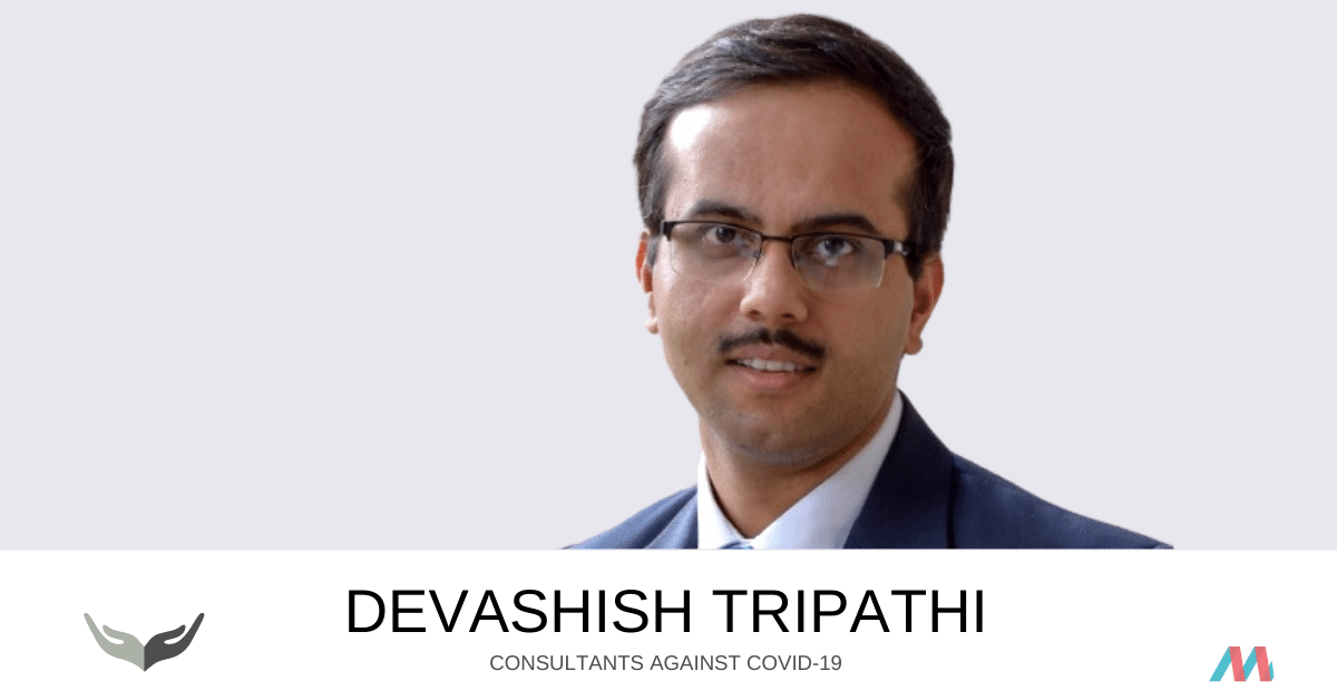 Consultants Against COVID-19: Devashish Tripathi supports Carer Concierge