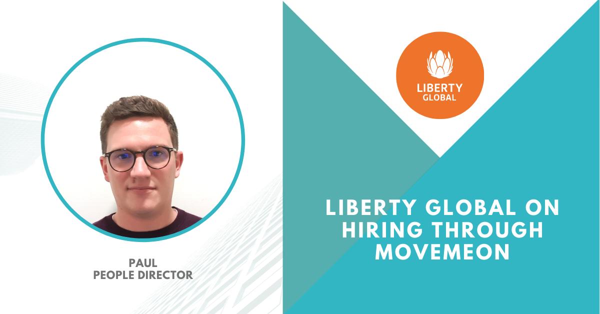 Hiring through Movemeon: Liberty Global