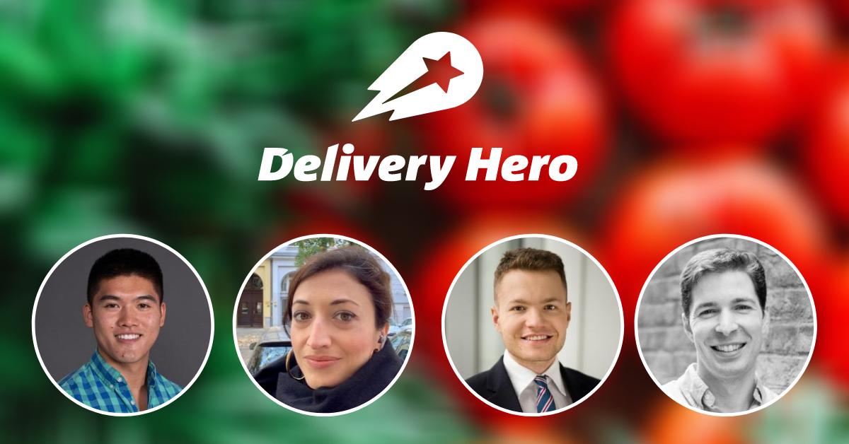 Wege aus dem Consulting: DeliveryHero