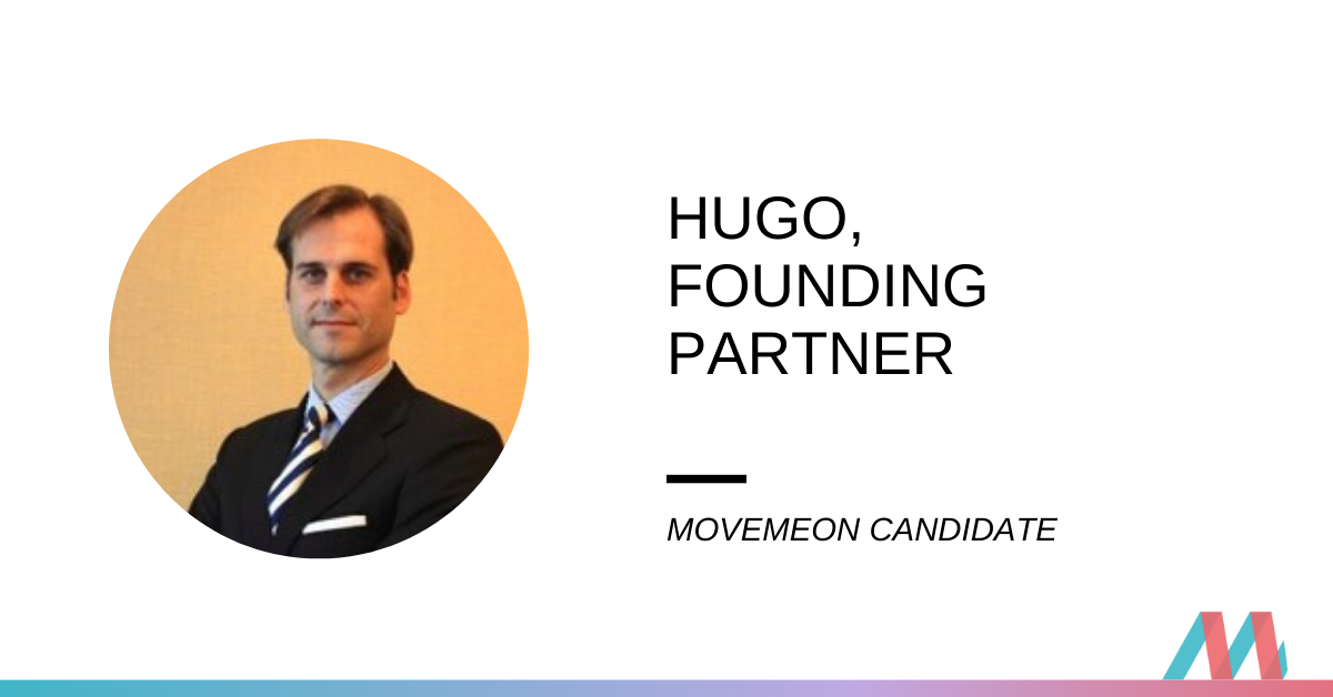 Hired – Hugo explains his journey to Bullfinch Capital