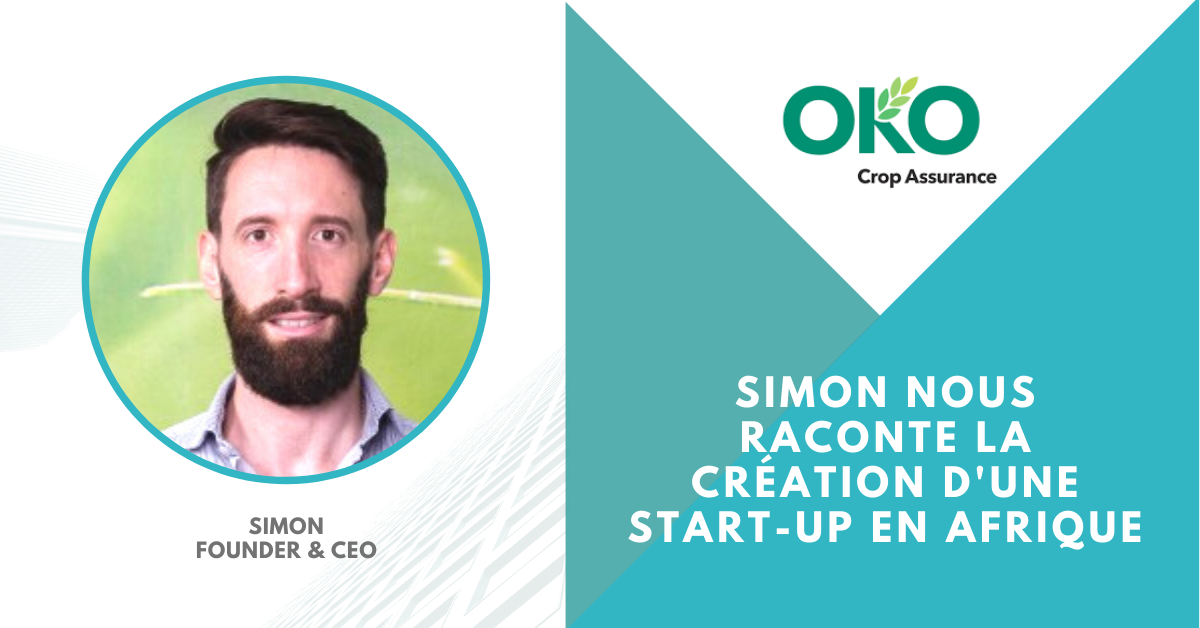 Simon nous raconte la création d'une start-up en Afrique