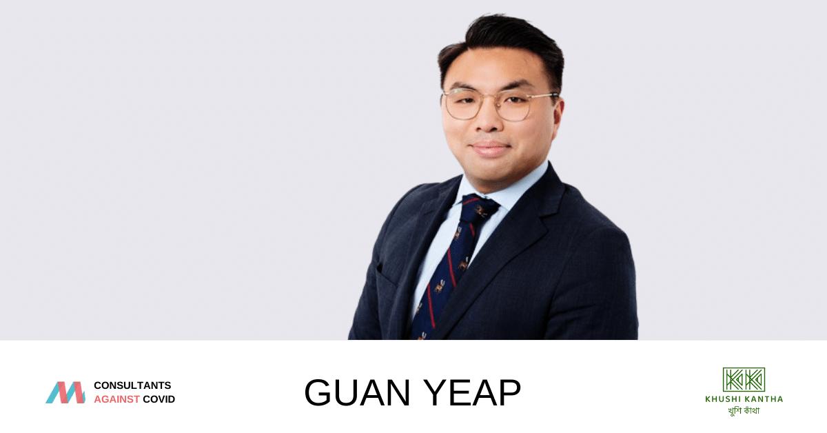 Movemeon pandemic response: Guan Yeap supports Khushi Kantha