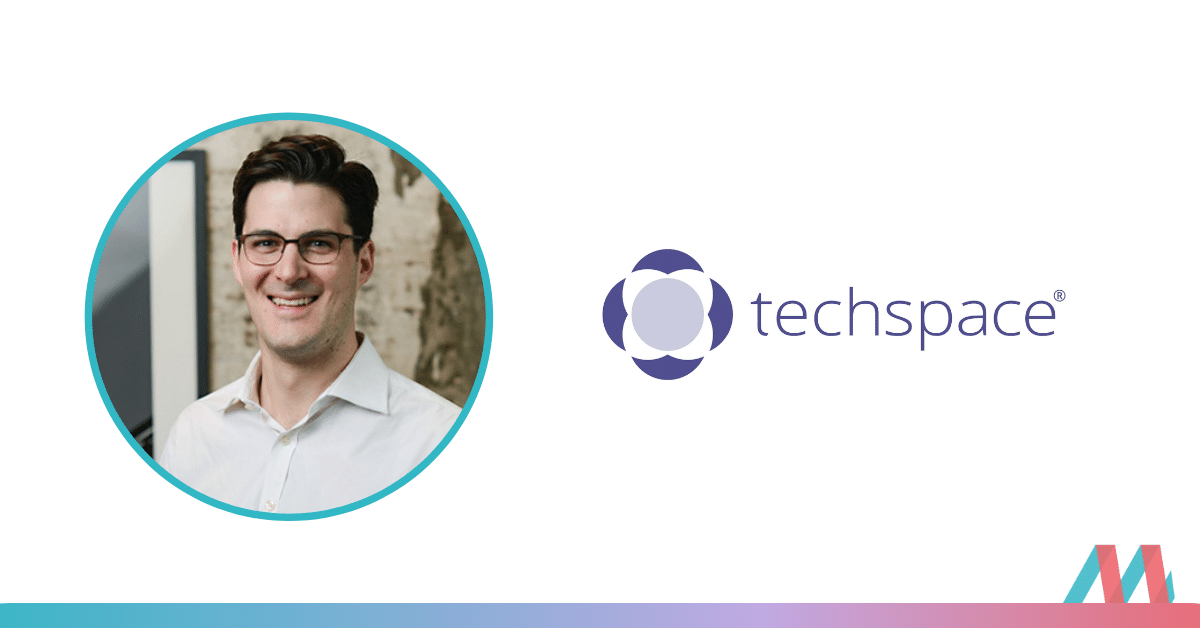 From law to startup founder to Techspace COO – Robert Stevenson