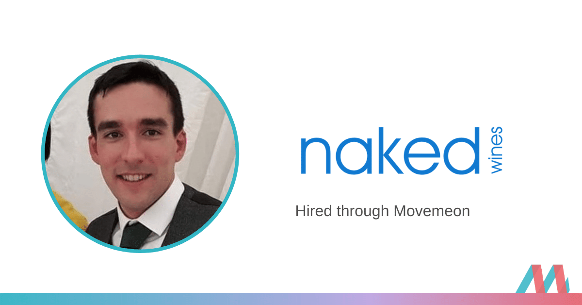 Hiring during a pandemic – James talks to us about life at Naked Wines