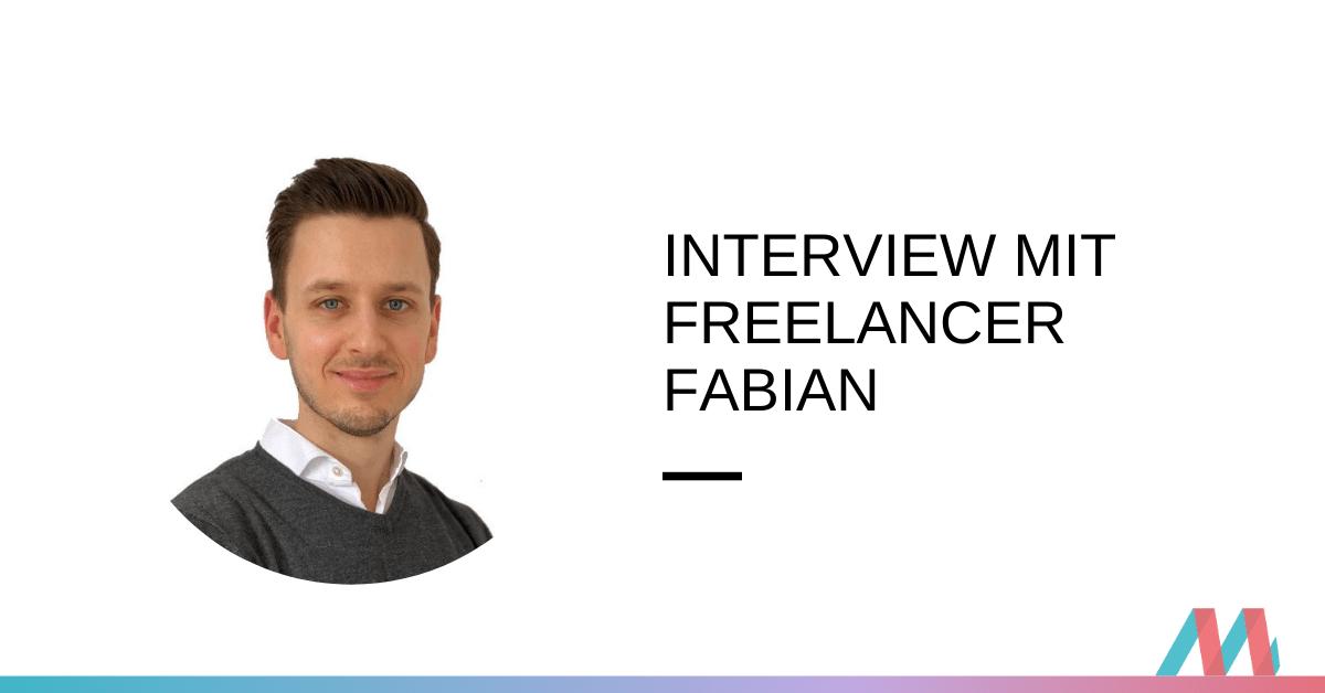 Interview mit Freelancer Fabian