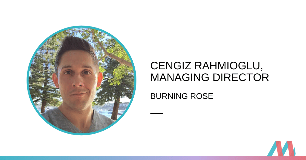 ex-Leon and Deliveroo, Managing Director at Burning Rose – Interview