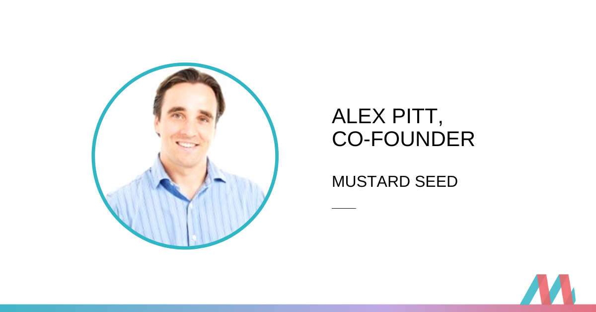 Ex-Goldman Sachs, ex-BCG Co-Founder of Mustard Seed – Interview